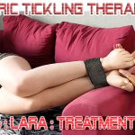 Psychiatric tickling therapy series : Patient 06 : Lara – treatment by Camily