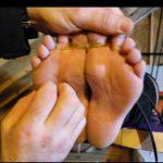The Tickling of Sara St. Clair pt1