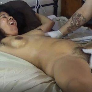 Alex's Tickling and Fingering Interrogation