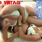 Remastered Vintage Series : Tickle Fight & Challenge With Ambre & Eva