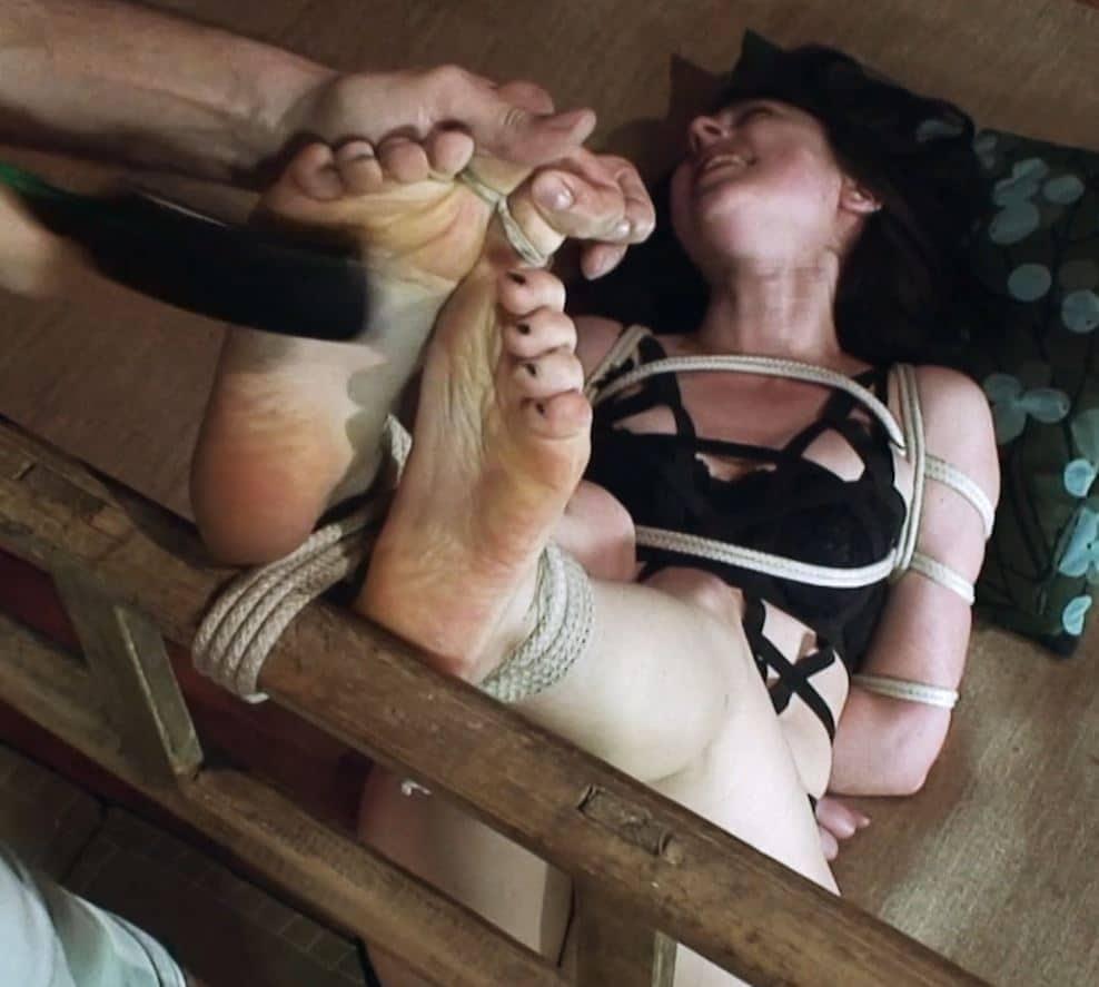 Kate Anima – I'm so fucking ticklish!