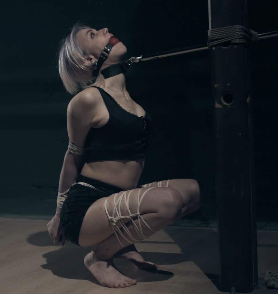 Squat challenge – Astrid