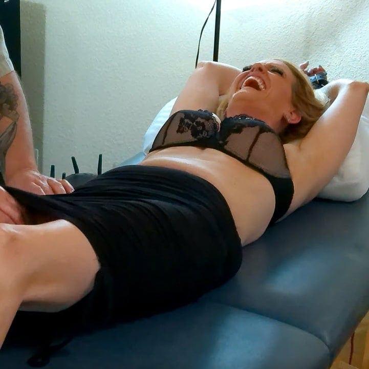 Harmonex's Crazy Ticklish Body