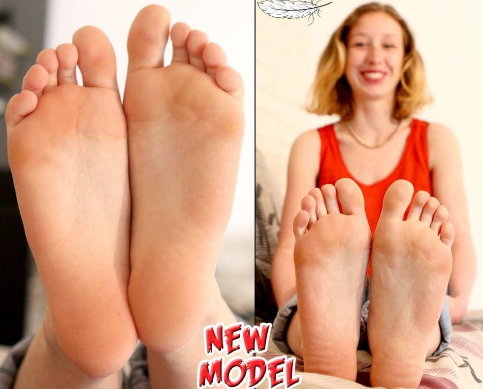 Welcome in Our Tickling World Ilona