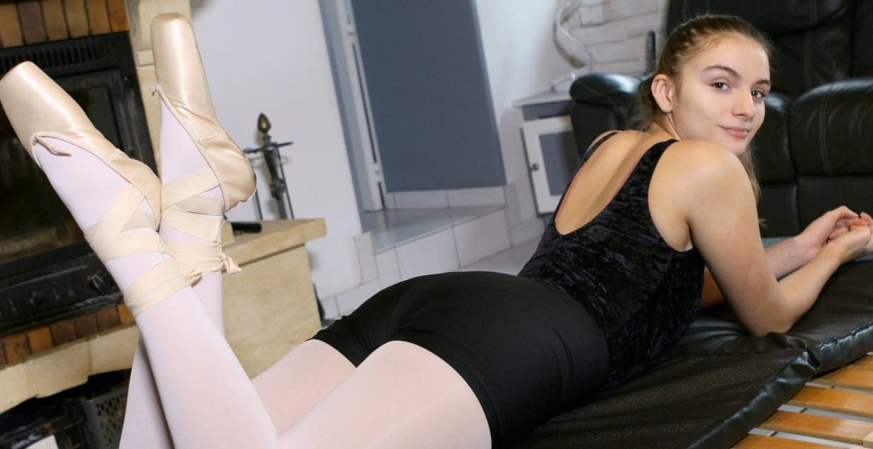 Tickling Fantasies With a Real Ticklish Dancer