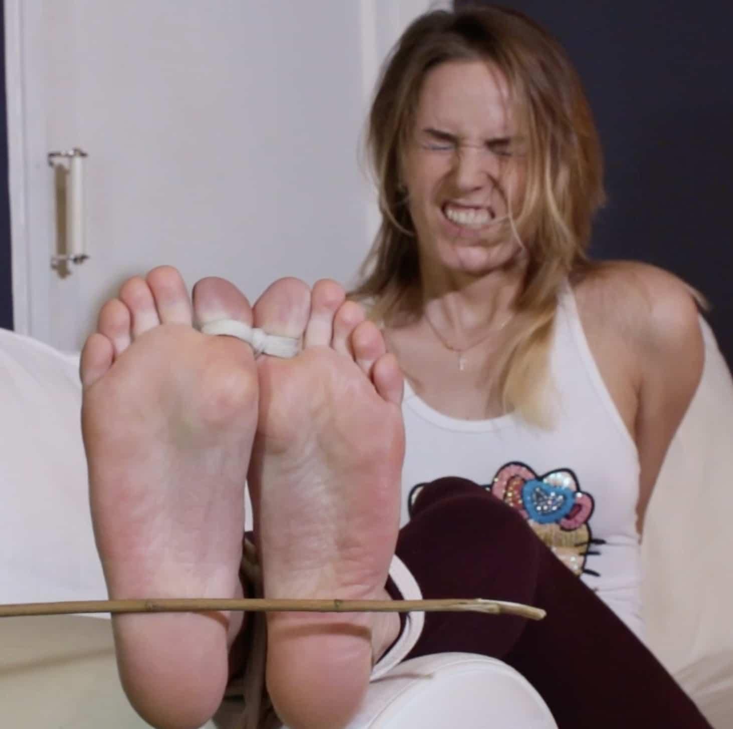 Esenya. First bastinado Torture